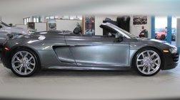2012 Audi R8 5.2 quattro Spyder