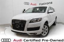 2015 Audi Q7 3.0T quattro Premium