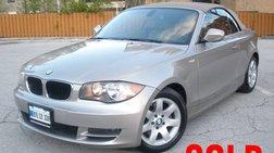 2011 BMW 1 Series 128i