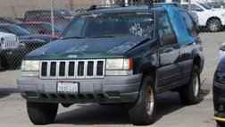 1997 Jeep Grand Cherokee TSi