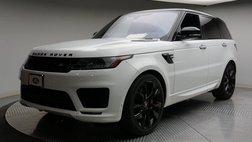 2019 Land Rover Range Rover Sport HST MHEV