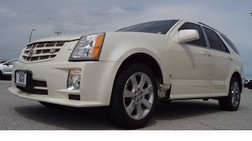 2008 Cadillac SRX V8
