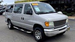2003 Ford Econoline Cargo Van Recreational