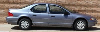 1997 Plymouth Breeze Base