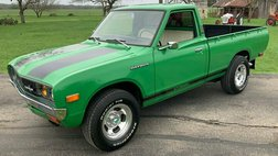 1974 Datsun Nicely Restored, Great Paint, Solid