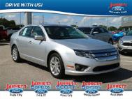2011 Ford Fusion SEL