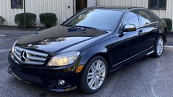 2009 Mercedes-Benz C-Class C 300 Luxury