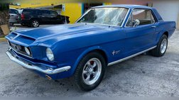 1966 Ford Mustang GT 289 V8* CLEAN TITLE!