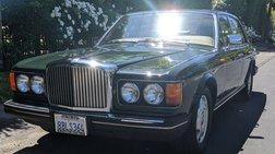 1987 Bentley Leather
