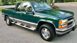 1998 Chevrolet C/K 1500 K1500 Silverado