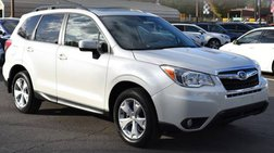 2015 Subaru Forester 2.5i Limited