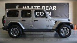 2020 Jeep Wrangler Unlimited Sahara