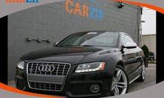 2010 Audi S5 4.2 quattro Premium Plus