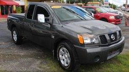 2004 Nissan Titan SE King Cab 2WD
