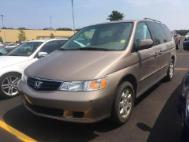 2003 Honda Odyssey EX-L