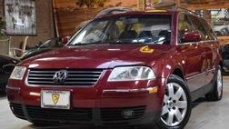 2002 Volkswagen Passat GLX 4Motion
