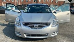 2010 Nissan Altima BASE