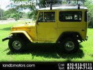 1973 Toyota Land Cruiser 4WD