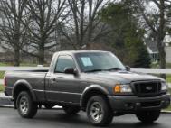 2005 Ford Ranger Reg. Cab Short Bed 4WD