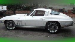 1965 Chevrolet Corvette All Original Numbers Matching