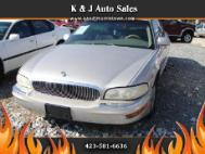 1997 Buick Park Avenue Base