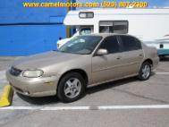 2003 Chevrolet Malibu LS