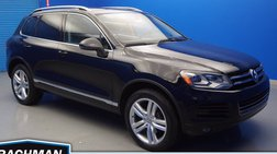 2013 Volkswagen Touareg TDI Executive