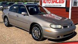 1999 Oldsmobile Cutlass GLS
