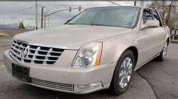 2009 Cadillac DTS 4dr Sdn w/1SD