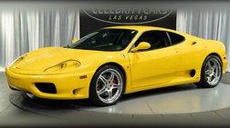 2000 Ferrari 360 F1
