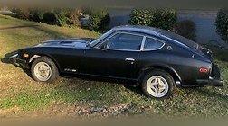 1978 Datsun black