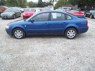 1999 Volkswagen Passat GLX V6