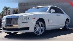 2015 Rolls-Royce Ghost Base