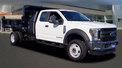 2019 Ford Super Duty F-550 XL