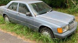 1985 Mercedes-Benz 190-Class 190 E 2.3