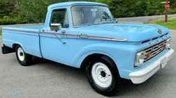 1964 Ford F-250 1 Family Owned Until 2020 132k Mi Time Capsule