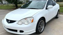 2002 Acura RSX Standard