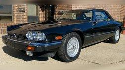 1991 Jaguar XJ-Series XJS