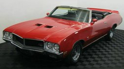 1970 Buick Skylark 455 STAGE 1 ENGINE GS TRIBUTE CONVERTIBLE