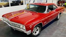 1966 Chevrolet Impala - 454 BBC ENGINE - CLEAN BODY - SEE VIDEO