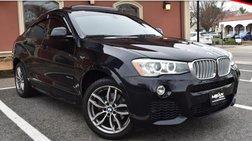 2015 BMW X4 xDrive35i