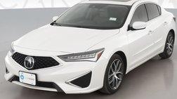 2019 Acura ILX Premium Pkg Sedan 4D