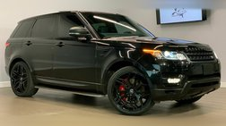 2015 Land Rover Range Rover Sport Supercharged Limited Edition