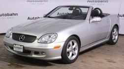 2004 Mercedes-Benz SLK-Class SLK 320