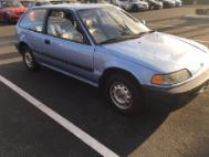1988 Honda Civic Base
