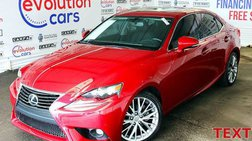 2015 Lexus IS 250 IS 250