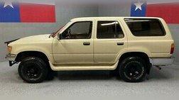 1990 Toyota 4Runner SR5 V6