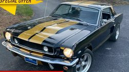 1965 Ford Mustang Hertz 350 Tribute