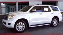 2012 Toyota Sequoia Platinum