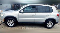 2009 Volkswagen Tiguan 2.0T SE FWD